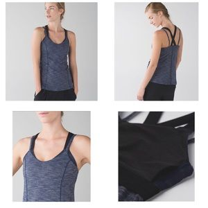 Lululemon Run for Gold Tank